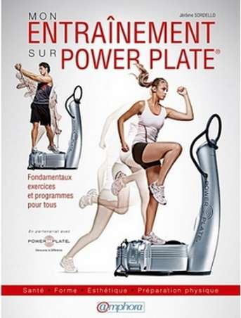 Le Power Plate est un appareil très en vogue dans les salles de sport. © Power Plate