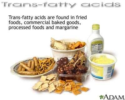 Des mines d'acides gras trans... © Adam