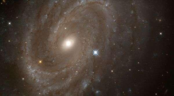NGC 4603. © HST, APOD 27/05/1999