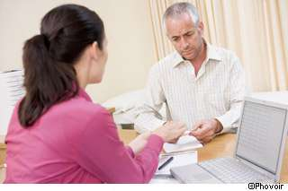 Les diabétiques ne doivent pas hésiter à consulter un médecin en cas de plaie par exemple. © Phovoir