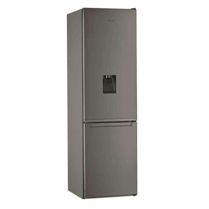 Soldes d'été : le réfrigérateur combiné WHIRLPOOL W7911IOXAQUA © Cdiscount
