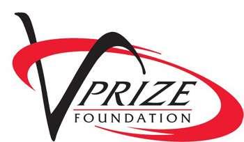 Logo de la fondation V-Prize