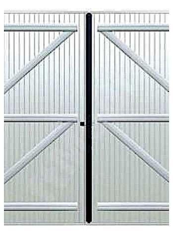 Porte automatique de garage. © c2r