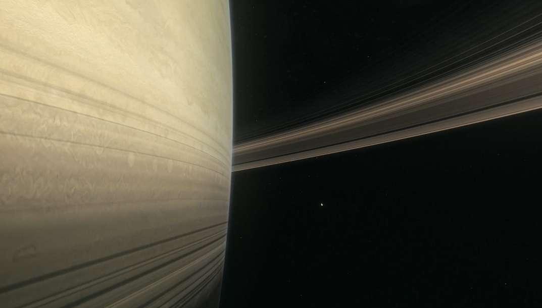 Saturne : la géante aux anneaux de glace et de poussière