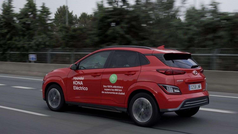 Le Hyundai Kona Electric est réputé pour son autonomie. © Hyundai