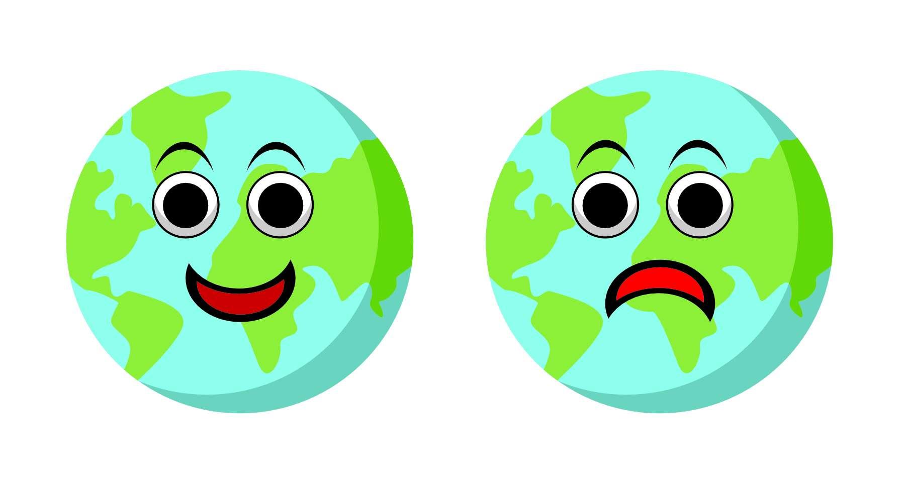 69 % des citoyens jugent le changement climatique comme un problème « grave » ou « très grave » et seulement un sur 10 (9 %) ne se sentent pas du tout préoccupés. © Ipock Studio, Adobe Stock