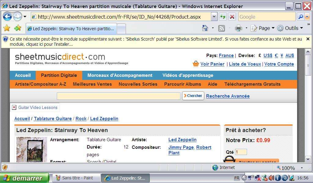 Gestion des contrôles ActiveX - Crédits Futura-Sciences