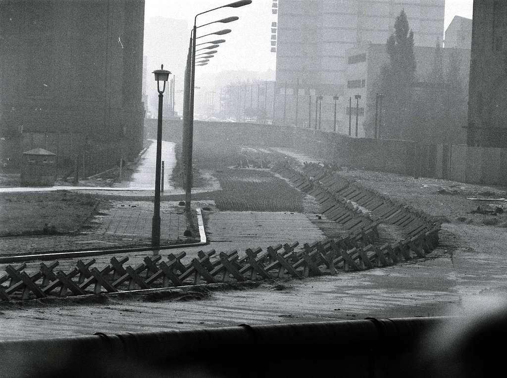 Le mur de Berlin, bâti en 1961, a été le symbole de la guerre froide en Europe. © uncle.capung, Wikimedia Commons, cc by sa 2.0