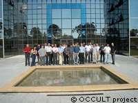 L'équipe du projet OCCULT
