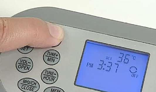 Le réchauffeur du spa doit être maintenu en continu afin d'éviter une surconsommation d'énergie. © grandform