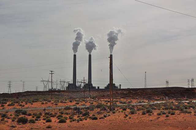 Les émissions de gaz à effet de serre ont augmenté aux États-Unis. © ilya_ktsn, Flickr, cc by nc 2.0