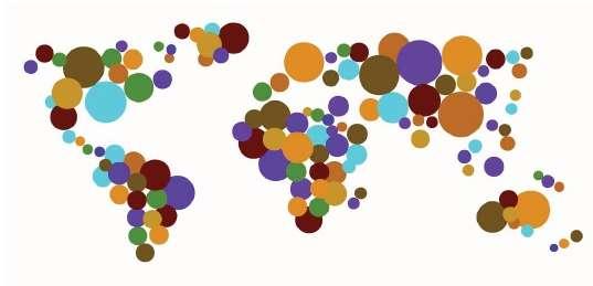 Une conférence pour faire le point sur les espèces menacées et les moyens pour les préserver (logo de la conférence de Bonn).