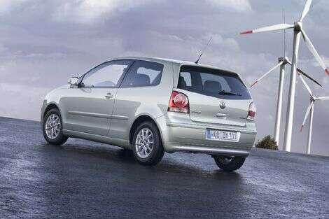 La Polo Blue Motion de Volkswagen. Crédit VW.