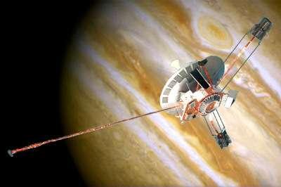 La sonde pioneer