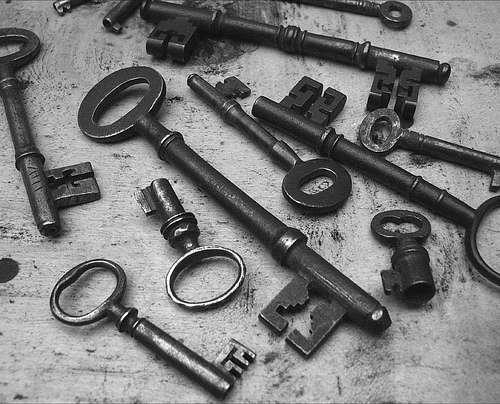 Sur le site Flickr, il suffit du bon mot... clé, en l'occurrence key, pour en trouver des milliers... © Practicalowl / Flickr - Licence Creative Common (by-nc-sa 2.0)