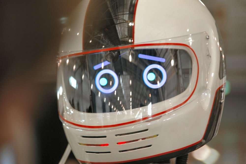Les robots en sont aux JO... © Sam Coniglio