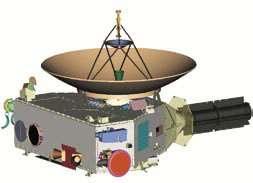 La sonde de New Horizons
