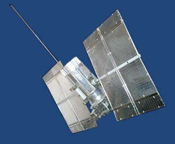 Un satellite GLONASS.