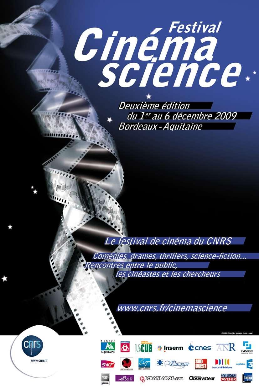 Si vous passez par l'Aquitaine, offrez-vous CinémaScience, un festival pas comme les autres.