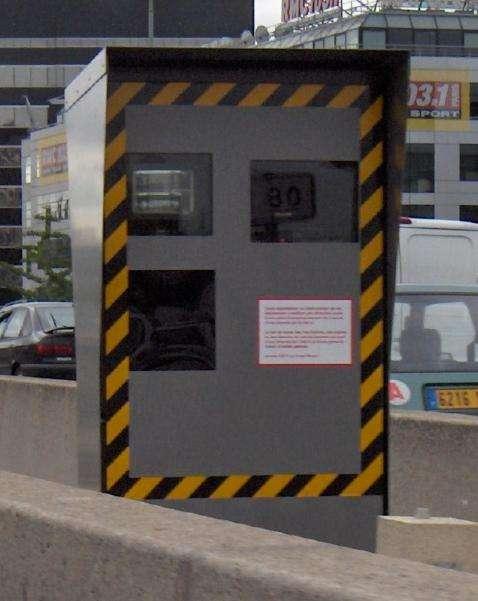 Le radar routier fonctionne en étudiant le son produit par un véhicule. © Céréales Killer