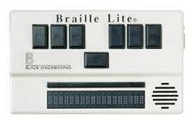 Braille Lite 2000