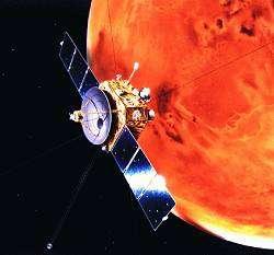 Avec 14 instruments scientifiques, Nozomi va étudier la haute atmosphère martienne et son interaction avec le vent solaire.Crédit photo : droits réservés