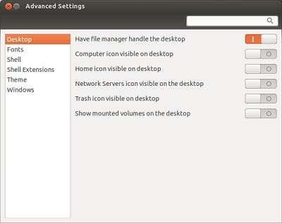 L'utilitaire Gnome Tweak Tool modifie les fichiers de configuration d'Ubuntu en listant toutes les options habituelles applicables à l'environnement Gnome. Toutes les modifications sont facilement restaurables, pour peu que vous reteniez quel était l'état de départ. © Guénaël Pépin