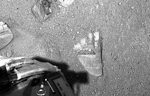 Qui a marché sur Mars ? Crédit Nasa/JPL