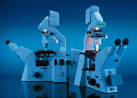 Microscopes confocaux à balayage laser