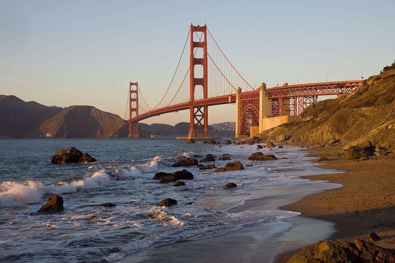 Une jolie promenade en Californie... © DR