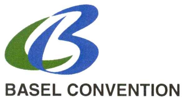 Logo de la convention de Bâle. © DR