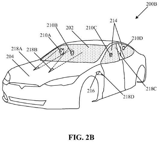 Tesla veut construire des essuie-glaces à laser