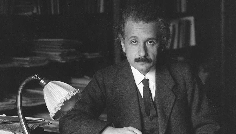 Le scientifique prodige Albert Einstein