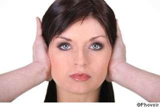L'audition est mise en danger par une exposition à une intensité sonore trop forte et prolongée. © Phovoir