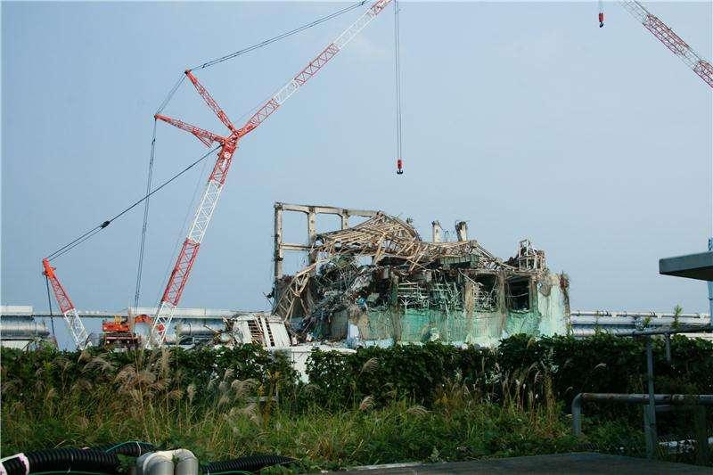 La centrale de Fukushima-Daiichi était l'une des 25 plus grandes installations nucléaires au monde. Elle était prévue pour résister à des vagues de 5,7 m de haut. Lors du tsunami du 11 mars 2011, le mur d'eau qui s'est abattu sur ce lieu mesurait 15 m de haut. © AIEA