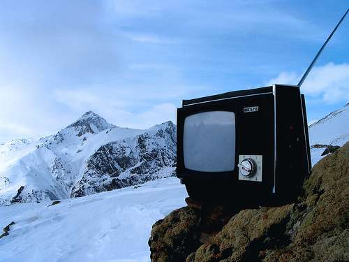 Quel effet les téléviseurs ont-ils sur le climat ? © Goldenknabe aka Fewbrain / Flickr - Licence Creative Common (by-nc-sa 2.0)