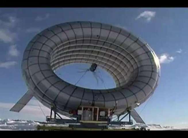 L'éolienne volante d'Altaeros Energies