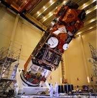 ENVISAT, satellite européen d'étude de l'environnement