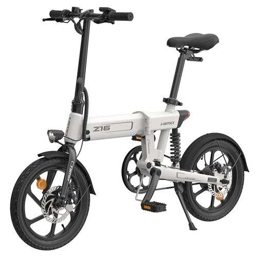 Bon plan : le vélo électrique pliant HIMO Z16 © Fnac