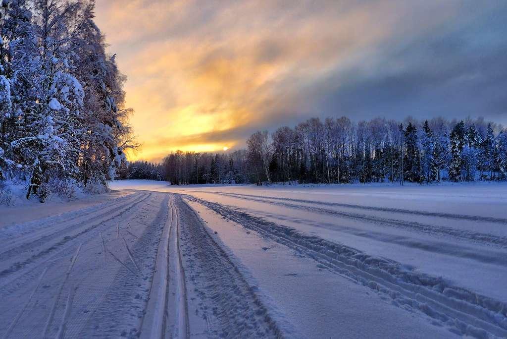 La quantité de neige et le risque d'avalanches devraient s'amenuiser dans les Alpes à l'horizon 2100. © timo_w2s, Flickr, cc by sa 2.0