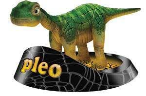 Le robot Pleo