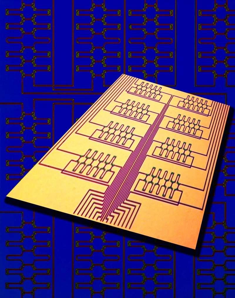Photonique : IBM fait entrer la lumière dans les processeurs