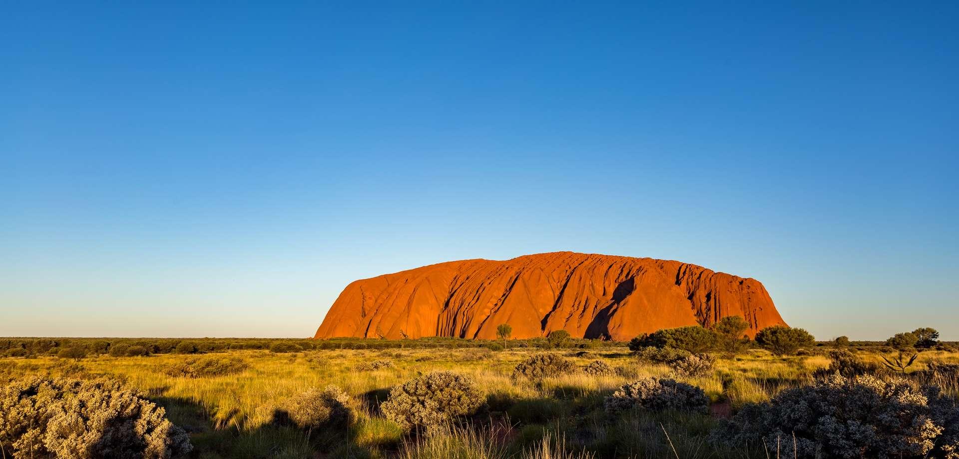 Plus de 395.000 personnes ont visité le Parc national Uluru-Kata dans les douze mois précédant juin 2019. © ronnybas, Adobe Stock