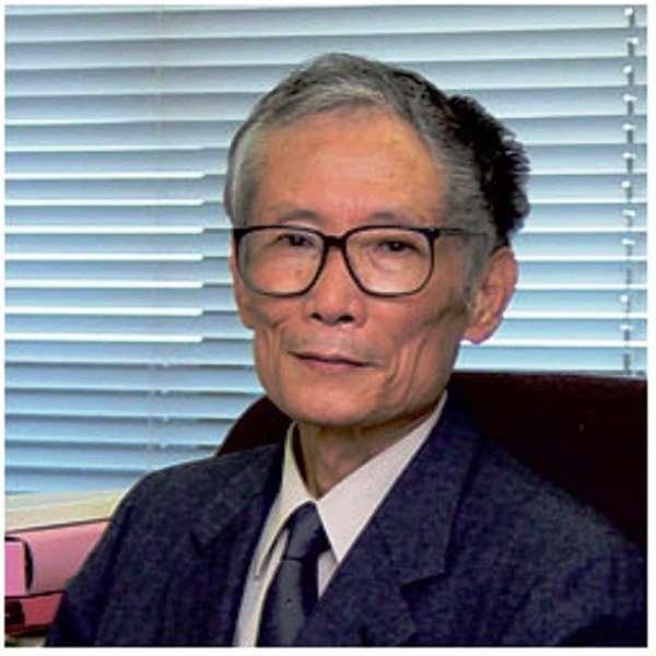Le physicien japonais Jun Kondo, qui a donné son nom à l'effet Kondo. © AIST, Tokyo