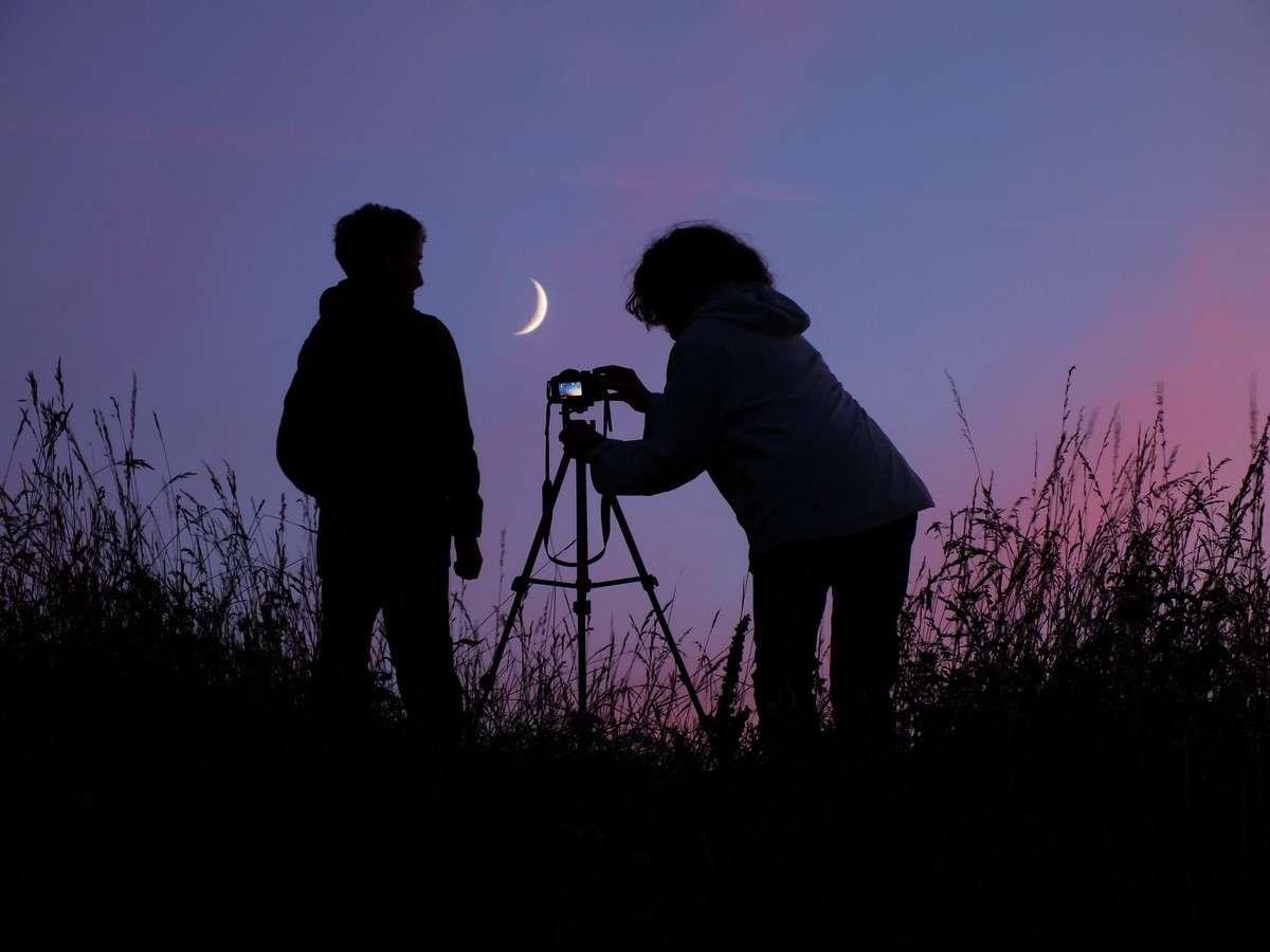 Les Nuits des étoiles, l'occasion de découvrir, ensemble, les beautés du ciel nocturne. © Jean-Baptiste Feldmann