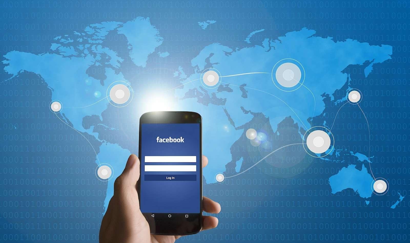 L'empire Facebook continue de s'étendre dans le monde entier. © fotolia