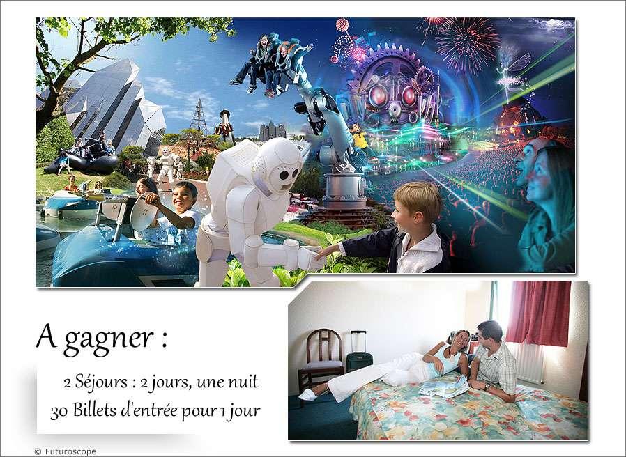 Concours : « Les Monstres des Mers du Futuroscope ». © DR