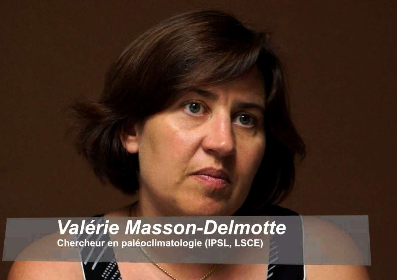 Valérie Masson-Delmotte a été lauréate du prix Irène Joliot-Curie du Ministre de l'Enseignement supérieur et de la recherche, dans la catégorie « femme scientifique de l'année », en 2013. © PHo CEA DSM 2015