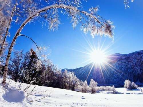 Solstice d'hiver