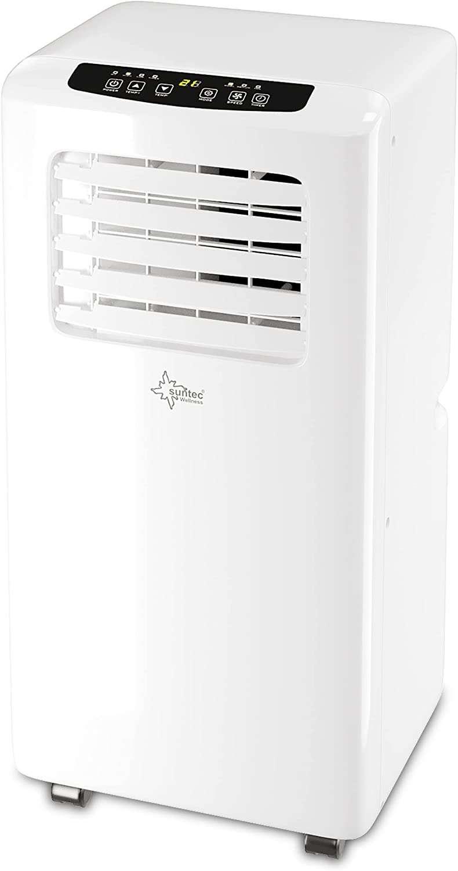 Soldes d'été : le climatiseur mobile Impuls 2.0 Eco R290 de la marque Suntec © Amazon